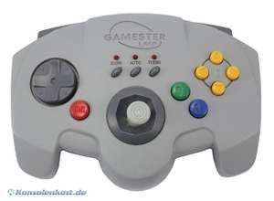 Controller / Pad #grau [Gamester LMP]