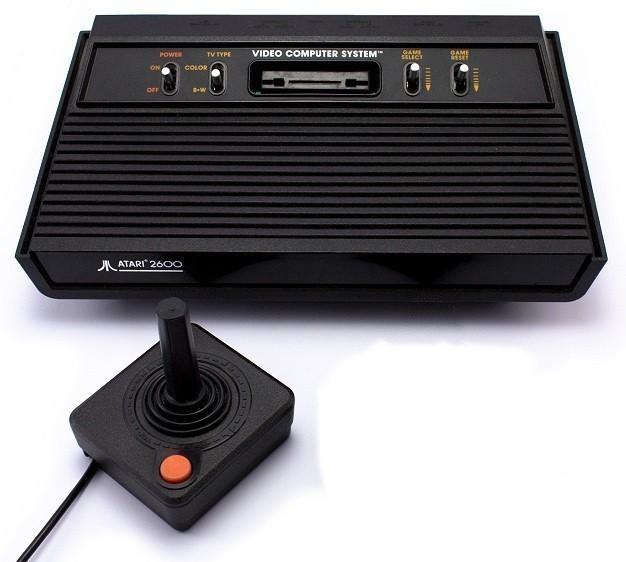 Konsole CX-2600 A #Darth Vader + Controller + Zubehör