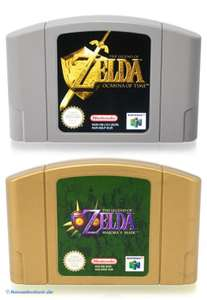 Zelda - Ocarina of Time + Majora's Mask
