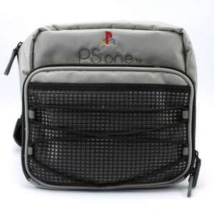 Original Tasche / Carry Case / Travel Bag / Koffer für PSOne Konsole #grau