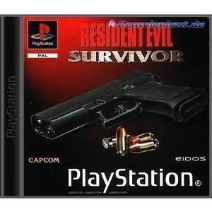 Resident Evil - Survivor