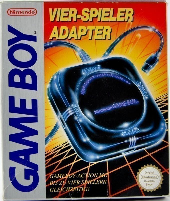 Original Nintendo 4 Spieler Adapter / 4 Player Adapter DMG-07