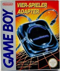 Original Nintendo 4 Spieler Adapter / 4 Player Adapter DMG-07