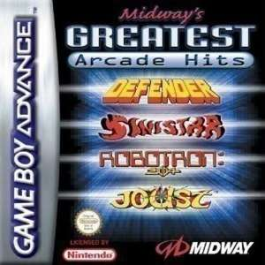 Midway Greatest Arcade Hits 4 Games: Defender, Sinistar, Robotron 2084, Joust