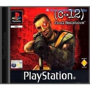C-12:Final Resistance