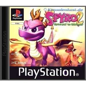 Spyro 2: Gateway to Glimmer