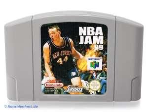 NBA Jam 99