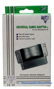 Importadapter / Import Adapter / Universal Games Adaptor V4 [Blaze]