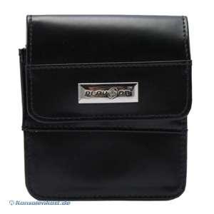 SP - Tasche Etui Futteral Leder #schwarz [Dritthersteller]