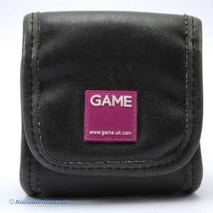 SP - Tasche Game Leder #schwarz