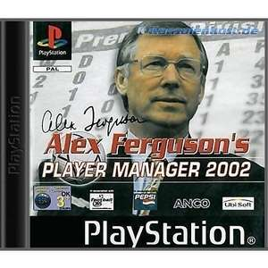 Alex Fergusons Player Manager 2002