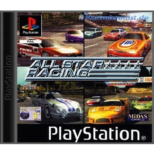 PS1 - All Star Racing