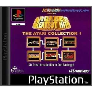 Arcades Greatest Hits: The Atari Collection 1