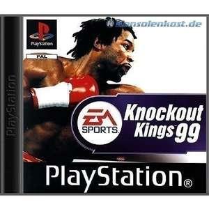 Box Champions / Knockout Kings 99 #Lennox Lewis Version