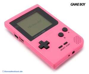 Konsole #pink