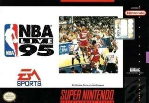 NBA Live '95