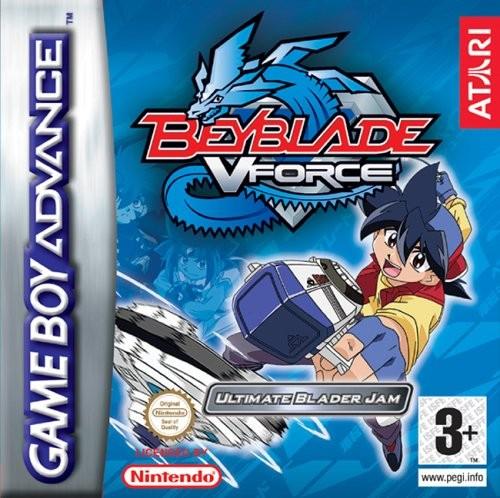 Beyblade V Force: Ultimate Blader Jam