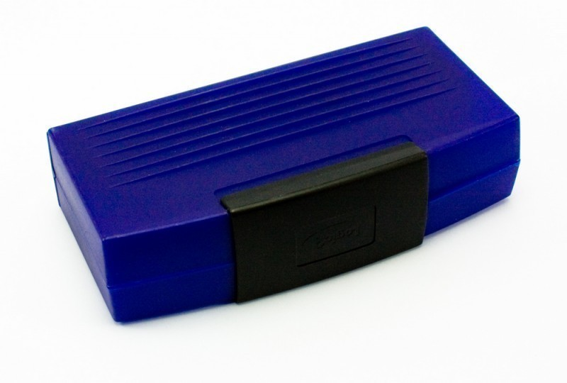 Logic 3 Case für 12 Module #Blau
