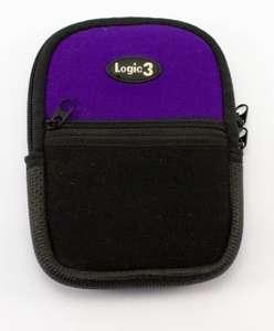 Logic 3 Tasche #schwarz-lila GBT066