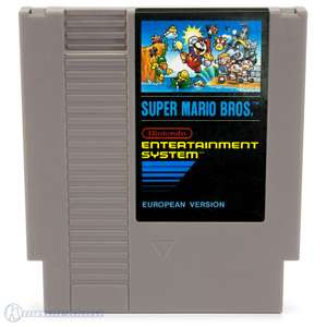 Super Mario Bros. 1 #Alternatives Cover