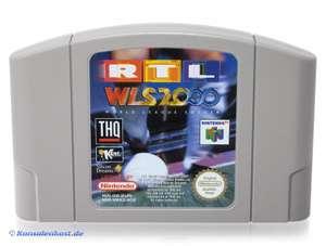 RTL WLS / World League Soccer 2000