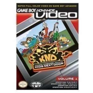 GBA Video: KND - Kids next Door Volume 1