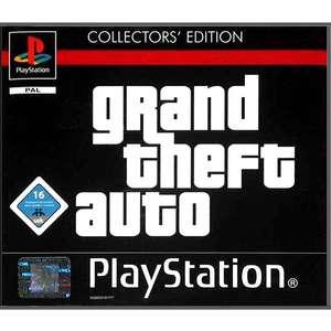 Grand Theft Auto / GTA #Collector's Edition