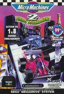 Micro Machines 2: Turbo Tournament #J-Cart