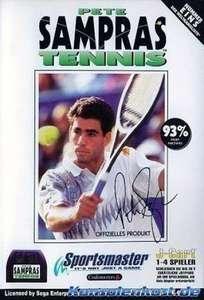 Pete Sampras Tennis #J-Cart