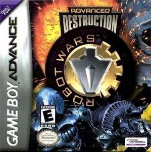 Robot Wars 1: Advanced Destruction