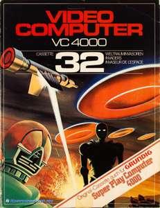 Cassette 32 - Weltrauminvasoren