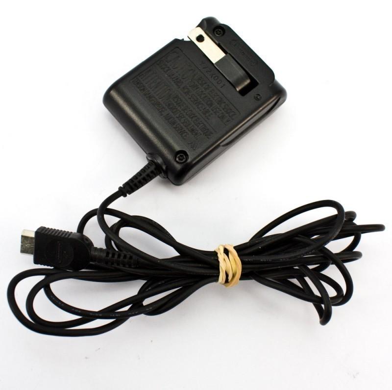 GameBoy Micro - Original US Netzteil / AC Adapter / Ladegerät / Ladekabel [Nintendo]