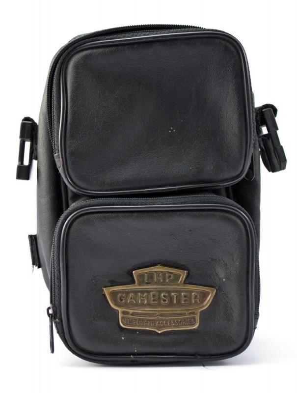 Leder-Tasche #schwarz [Dritthersteller]