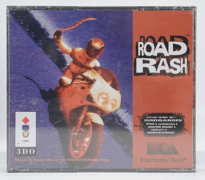 3DO - Road Rash