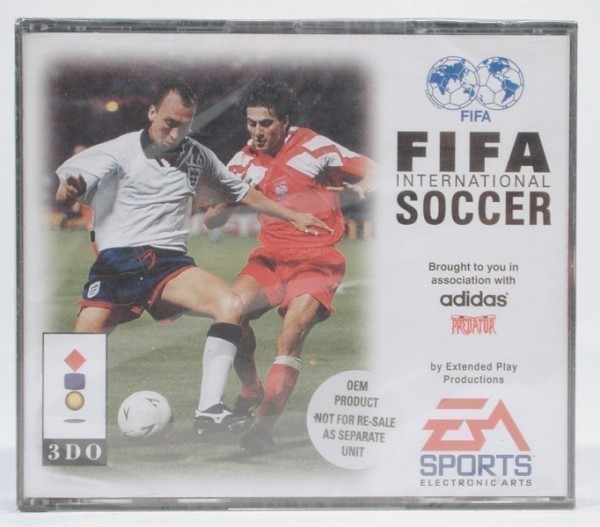 3DO - FIFA International Soccer