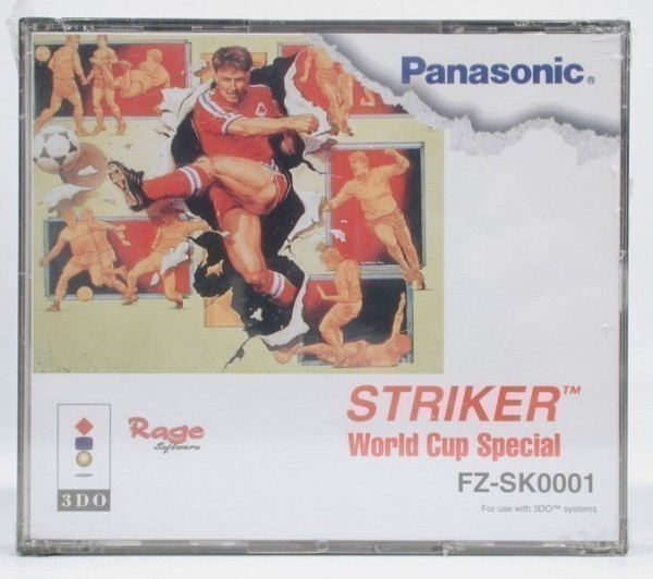 3DO - Striker World Cup
