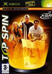 Top Spin Tennis