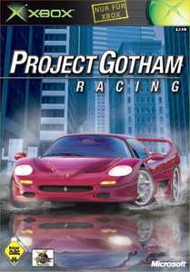Project Gotham Racing PGR