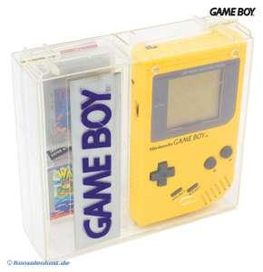 Konsole - Banana Jim + Tetris #gelb Classic 1989 DMG-01