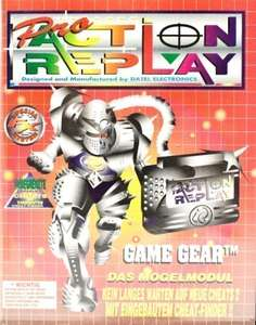 Action Replay Pro #rote Version