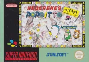 Hebereke's Popoitto