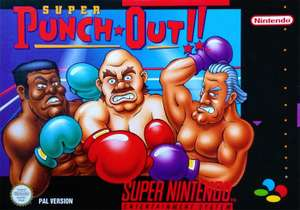 Super Punch Out !!