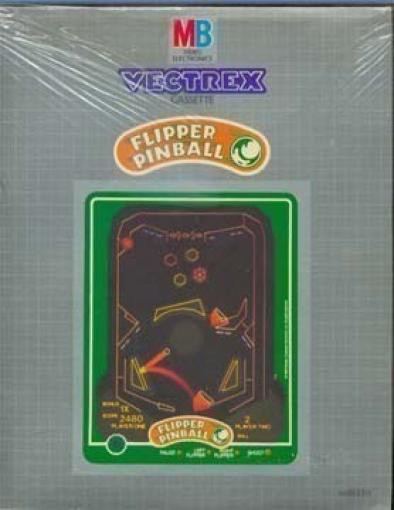 Vectrex - Flipper Pinball