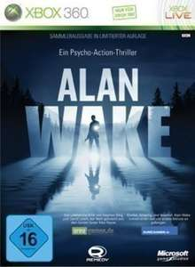 Alan Wake #Limited Edition