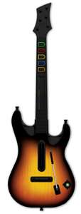 Guitar Hero World Tour - Wireless Gitarre