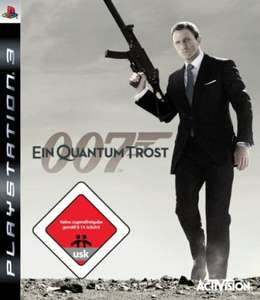 James Bond 007: Ein Quantum Trost / Quantum of Solace