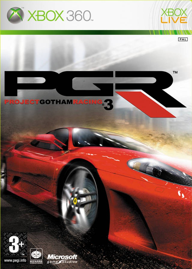 Project Gotham Racing 3 / PGR 3
