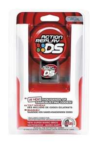 Action Replay for Nintendo DS/DS Lite