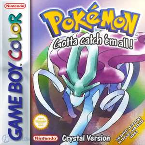 Pokemon Kristall Edition / Crystal Version