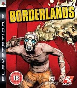 Borderlands [Standard]